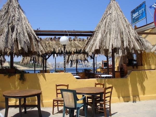Beach Club in Valletta