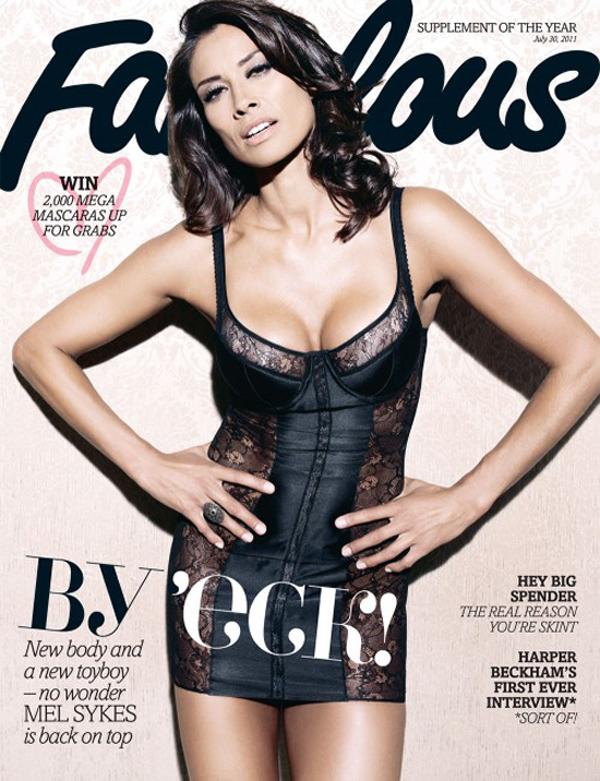 Fabulous magazine - Mel-Sykes