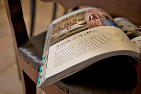 Travel+Leisure: The World's Greatest Hotels, Resorts and Spas 2011 Book - Maison La Vallette
