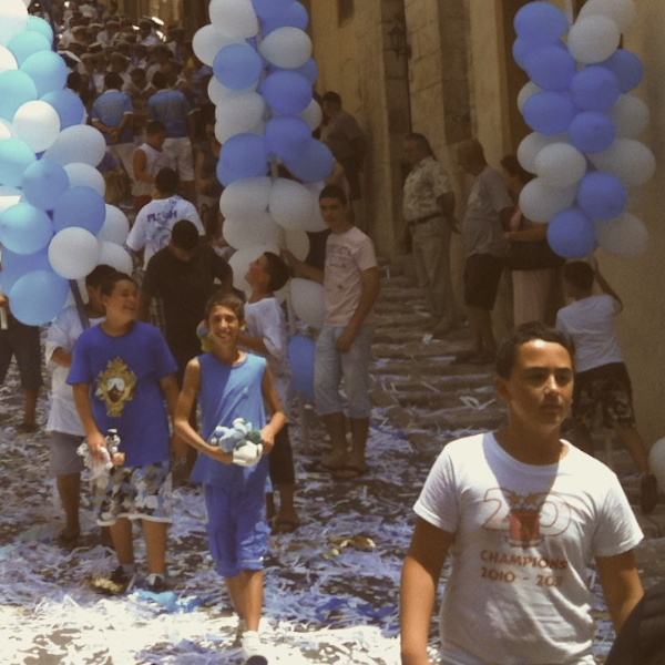 Valletta Feast - Tal-Karmnu