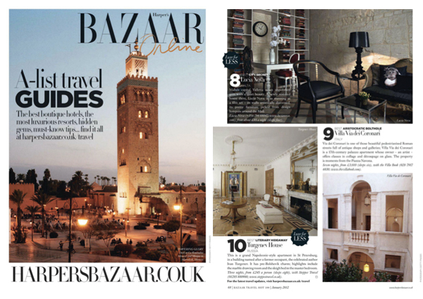 Valletta Suites featured in Travel Hot 100