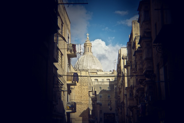 St Patrick Street, Valletta