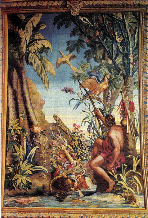 Gobelin Tapestry at the Grand Master's Palace Valletta