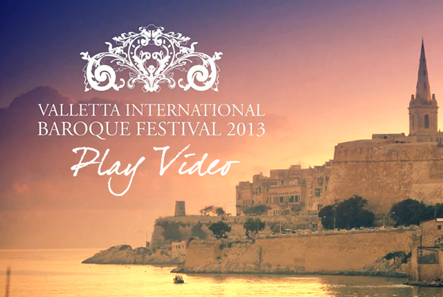 Valletta Baroque Festival 2013