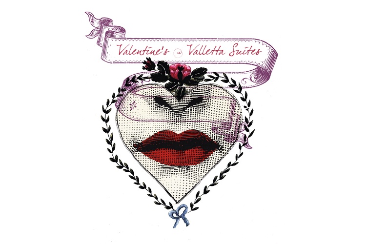 Valentine's Day at Valletta Suites